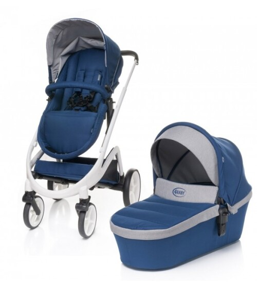 4baby COSMO 2-in-1 navy blue -